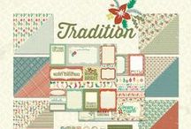 Tradition Collection / by Authentique Paper