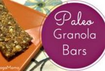 Paleo Meals and Snacks / by SaratogaMama Colleen Pierre