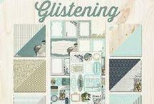 Glistening Collection / Glistening Collection by Authentique Paper