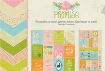 Promise Collection / by Authentique Paper