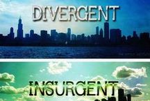 Divergent / by Katie Prater