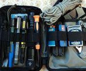 Be Prepared! / Emergency supplies