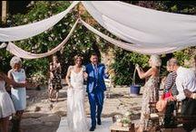 ❤ Vrais mariages - Real weddings / Jolis mariages en France, en Europe et parfois à l'autre bout du monde. Idées et inspirations pour mettre sur pied un mariage à son image. Et beaucoup d'amour ❤