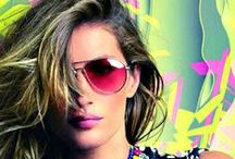 Gisele Bundchen Sunglasses / Gisele Bundchen is a Brazilian fashion model, actress, and producer. Want to get Gisele's style? Look below to follow her amazing and unique sunglasses trends! / by ShadesDaddy.com