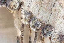 Fiber and textile / Fiber and textile (crochet, knit, felt, embroidery, sewing...) / by rRradionica