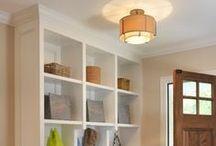 Entry & Hallway Lighting / Beautiful entryways & hallways Featuring Hubbardton Forge Lighting