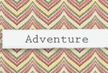 Adventure Collection / by Authentique Paper