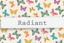 Radiant Collection / by Authentique Paper