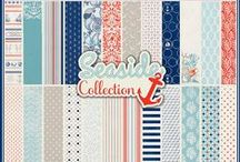 Seaside Collection / by Authentique Paper