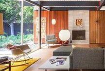 Interiors / Low Key interior inspiration.