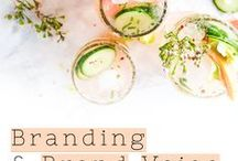 Branding & Brand Voice / Your brand is the visual your clients will instantly recognise and associate with. | Style guide, logo, identity, packaging, labelling, brand, logo design, branding board design, brand design, mood board, colour guides, illustration, retail.