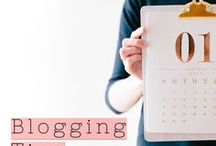 Blogging Tips / Tips to plan, write and promote your blog for business growth.