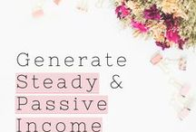 Generating Steady & Passive Income
