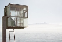 Architecture & Forms / Inspiration for different building styles and forms, collected by Stylingsinja / by Sinja Bloeme