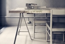 Offices / Inspiration for your office, atelier, workspace, collected by Stylingsinja / by Sinja Bloeme