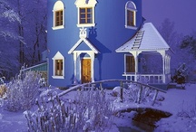 Cottages!!! / by Heart Art ~ Behold, All Things New