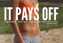 Getting Fit / by Emily Freitas