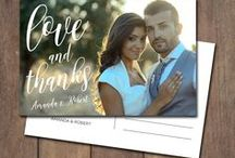 My Printables / Wedding invitations and reception decorations