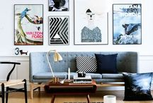 Interiors / by Toni Burns