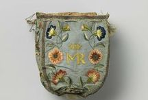 Antique Bags and Pockets / by Jacki Poulson