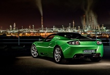 Roadster / by Tesla Motors