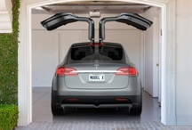 Model X / by Tesla Motors