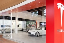 Tesla Stores / by Tesla Motors
