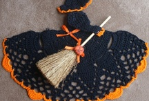 Crochet-Halloween  / by Stacy Cashio