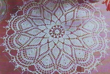 Crochet-Doilies  / by Stacy Cashio