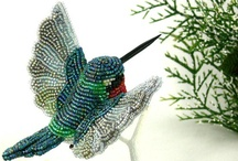 Beading- Christmas Ornaments & Jewelery / by Stacy Cashio