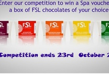 Functional Spa Living- Functional Dark chocolate Range / Our new functional dark chocolate range with high flavanol content and added functional ingredients presented in fun 9g chocolate pods