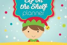 Holiday!~Elf On The Shelf Ideas / the place to find diy inspiration to create a holiday tradition of having a little helper to excite, teach, instill kindness, and to make fun memories, plus printables, patterns to make your own, and planners for extra help! / by Peggy Jackson