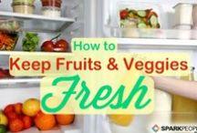 Cooking / Foodie tips