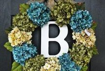 Wreaths Galore / by Jennifer Armstrong