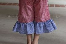 Sewing & Outfit Inspiration for E / by Kathryn Crafts