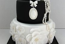 DeCoRaTeD CaKeS-WeDDiNG / by Terry Klocek