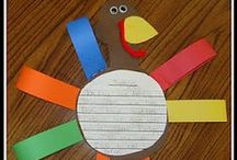 Fall Crafts / by Jennifer Armstrong
