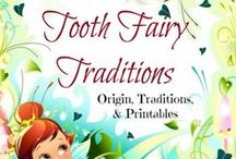 Craft!~Tooth Fairy Visits / the place for diy inspiration to create traditions and lasting memories for that milestone in every child's life when they lose a tooth! / by Peggy Jackson