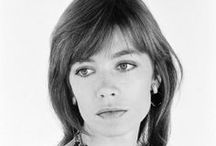 Francoise Hardy / Francoise Hardy: french singer, model and  actress.  / by Paul Gallegos