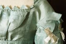 Antique Clothing - Beautiful Details