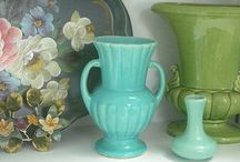 Lovely Vintage Pottery / by Tracey Scudder Sylkaitis