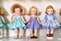 Dolls From The 50's
