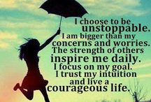 My Affirmations / by Tracey Scudder Sylkaitis