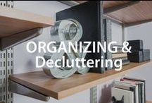 Organizing & Decluttering / by Organized Living