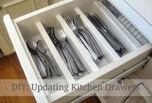 Kitchen Inspiration  / by Yvonne Knebel