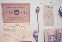 i heart   wedding announcements  / by Brie Zacher
