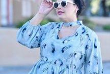 Tanesha's Style / www.GirlWithCurves.com