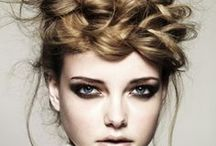 Hair Inspiration / Hair styles and textures.