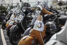 The Vespas!! - the best from #VWD2012 / An extraordinary success for Vespa World Days 2012: more than 3,000 enthusiasts in London!