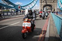 Vespa World Days 2012 - The London parade / London, 17 June 2012 – The sixth edition of Vespa World Days, the great rally of all the world's Vespa Clubs, has ended in London, clocking up an extraordinary success.